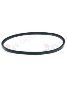 Poly-V-belt belt width 10 mm H 6 mm L 990 mm profile Z CODE Z36 965(990LD) (GB/T1171)