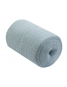 Grey knitted cloth roll (2'5 Kg)