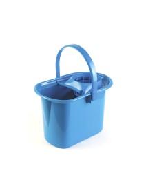 Rectangular bucket with wringer 14 L