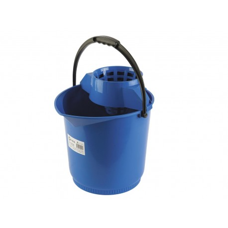 Specialround bucket with wringer, 13 L