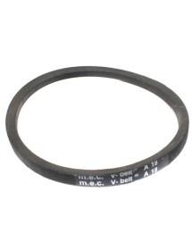 Poly-V-belt belt width 13 mm H 8 mm L 457 mm profile A CODE A18 Berkel 8342010 697690