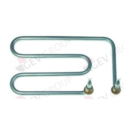 "heating element 1500 W 230 V heating circuits 1 L 190 mm W 120 mm H 19 mm thread 1/4"" Sammic 2309746"