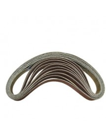 Sanding belts 80 (Pack of 10) 50x950mm grain