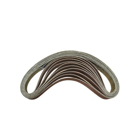 50x950mm grain sanding belts 80 (Pack of 10)