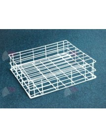 Plate basket L 500 mm W 500 mm H 110 mm number of rows 9 rows spacing 50 mm