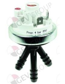 presostato Horno margen de presión 350/150mbar empalme 8mm empalme de presión 8mm Rational