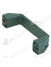 Pull handle mounting distance 88 mm for fryer