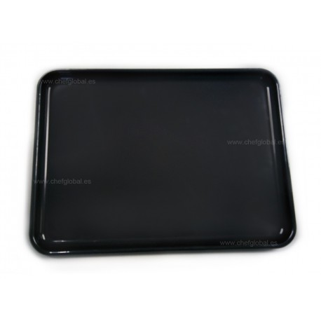 Low pressure injection trays white and black