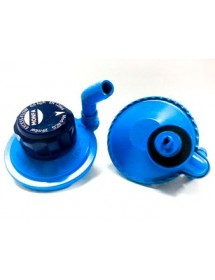 Gas regulator 29 mbar Blue Bottles Camping gas RCG