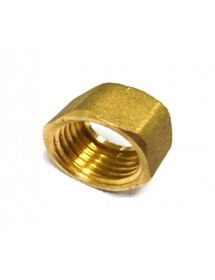 "Nut 1/2 ""without seal gas"
