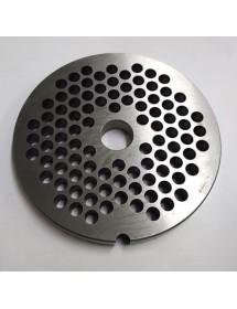 Grinder 42 hole plate 8mm Enterprise