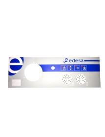 Carátula Lexan Envasadora Edesa VAC-6 12031067 / K005B50093