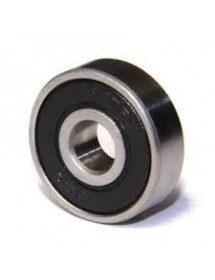 deep-groove ball bearing shaft ø 7mm ED ø 22mm W 7mm type DIN 627-2RS with sealing discs