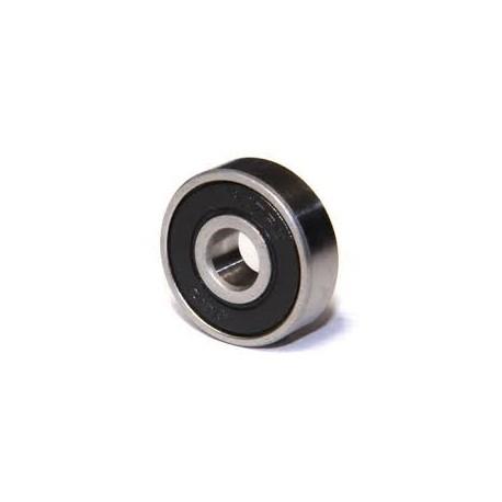 deep-groove ball bearing shaft ø 7mm ED ø 22mm W 7mm type DIN 627-2RS with sealing discs