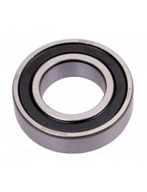 Deep-groove ball bearing shaft ø 30mm ED ø 55mm W 16mm type DIN 6006-2RSR