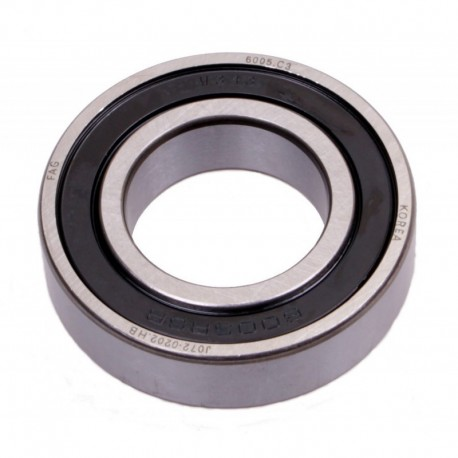 deep-groove ball bearing shaft ø 20mm ED ø 42mm W 12mm type DIN 6004-2RSR