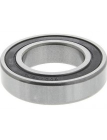 Deep-groove ball bearing shaft ø 35mm ED ø 62mm W 14mm type DIN 6007-2RSR