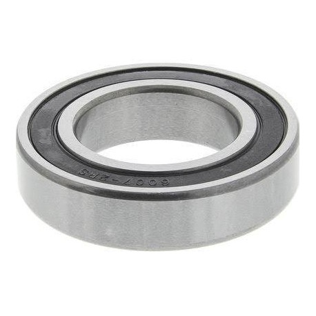 deep-groove ball bearing shaft ø 17 mm ED ø 35 mm W 10 mm type DIN 6003-2RS with sealing discs