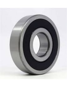 Deep-groove ball bearing shaft ø 12mm ED ø 32mm W 10mm type DIN 6201-C-2HRS
