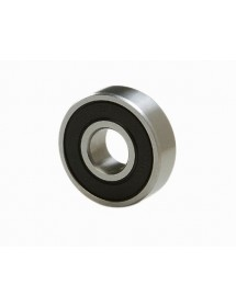 Deep-groove ball bearing shaft ø 15 mm ED ø 42 mm W 13 mm type DIN 6302-2RSR with sealing discs