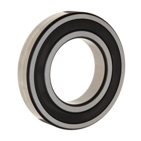 deep-groove ball bearing shaft ø 17 mm ED ø 47 mm W 14 mm type DIN 6303-2RSR with sealing discs