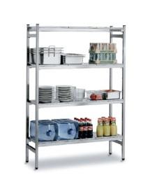 Shelf Kit Steel Height 1800 mm