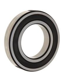 Deep-groove ball bearing shaft ø 25 mm ED ø 62 mm W 17 mm type DIN 6305-2RSR with sealing discs ME66160 Medoc