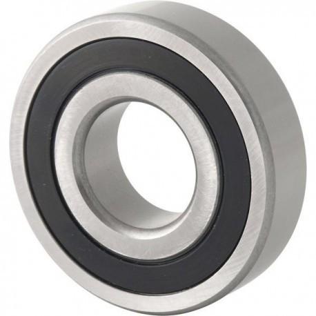deep-groove ball bearing shaft ø 25 mm ED ø 62 mm W 17 mm type DIN 6305-2RSR with sealing discs