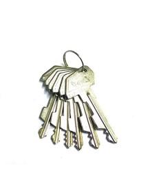 Juego de llaves repuesto Caja Registradora Olivetti Sampos Samsung Sam4s