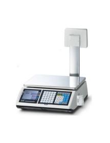 Balanza comercial CAS CT-100P 30 kg con torre