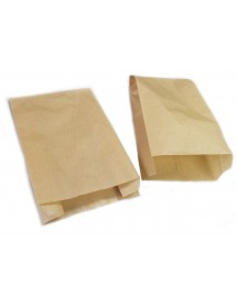 Brown multi-purpose bags (1.000 units)