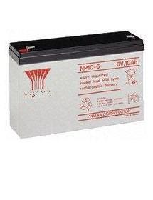 Batería de plomo 6V 151x94x51mm Balanza Marte Epelsa