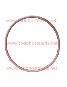 Rubber gasket Lid 417x12mm Stuffer H52 Talsa Outer diameter