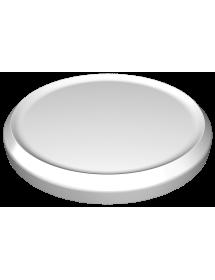 Plato redondo presentación de polietileno especial pulpo