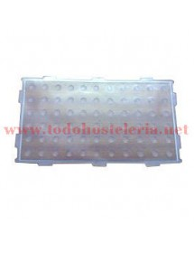 Transparent silicone protector keypad 66 keys Scale Epelsa 571000071