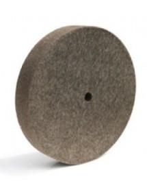 Felt Polishing Disc, 200WK 200x30x15mm