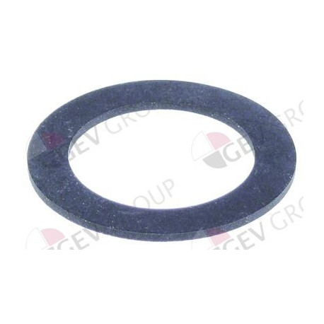 "flat gasket rubber Qty 1 pcs size 1¼"" fabar 03030B"