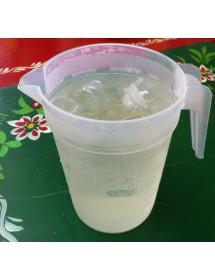 Flexible plastic jar 1 Litre (pack of 10)