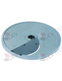 disco de corte tipo S1 ø 206mm soporte ø 19mm espesor de corte 1mm plástico Celme, Fimar