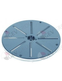 grating disc type DT3 ø 205mm seat ø 19mm slicing thickness 3mm SS/aluminium Cookmax, Sirman