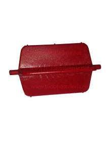 Perno Porta etiqueta rojo balanza Epelsa