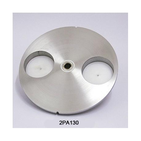 Hamburger dish diameter 130 mm 2PA130