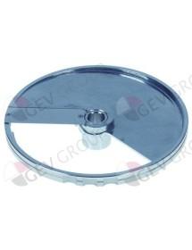 disco de corte tipo DF10 ø 205mm soporte ø 19mm espesor de corte 10mm aluminio Cookmax, Sirman