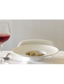 Plato de gourmet 25 cm (Pack de 4 unidades)