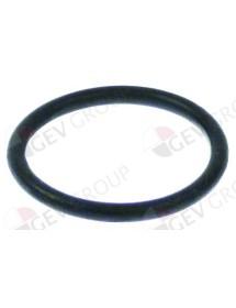 O-ring EPDM thickness 4mm ID ø 35mm Qty 1 pcs