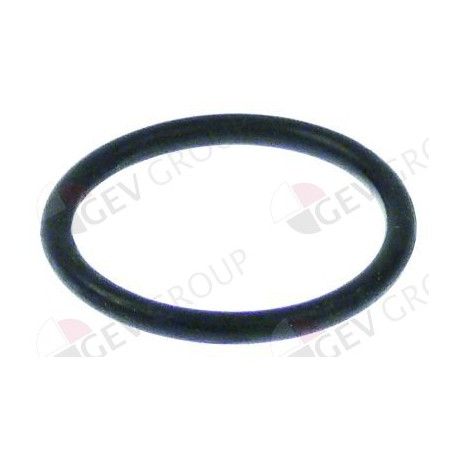 O-ring EPDM thickness 4mm ID ø 35mm Qty 1 pcs