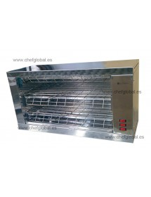 Toaster Large two levels EUTRON TD-3603S 3600W