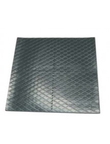 Sound absorbing plate sinks 200mm x 200mm
