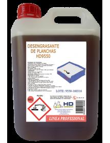 Desengrasante de Planchas HD-9550 (6 Kg)