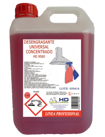 Concentrated Universal Degreaser HD-9560 (5 Kg)